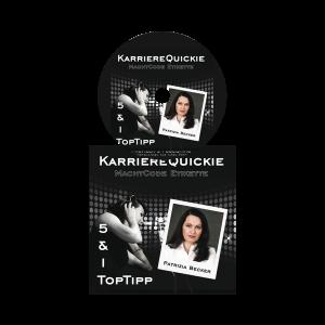 KarriereQuickie MachtCode Etikette