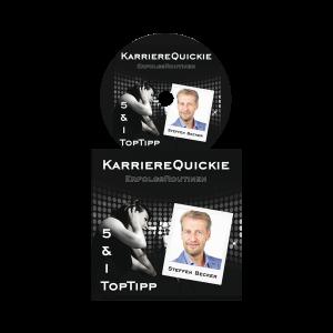 KarriereQuickie ErfolgsRoutinen